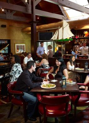 SELECT RESTAURANTS - Parkers' Restaurant & Bar